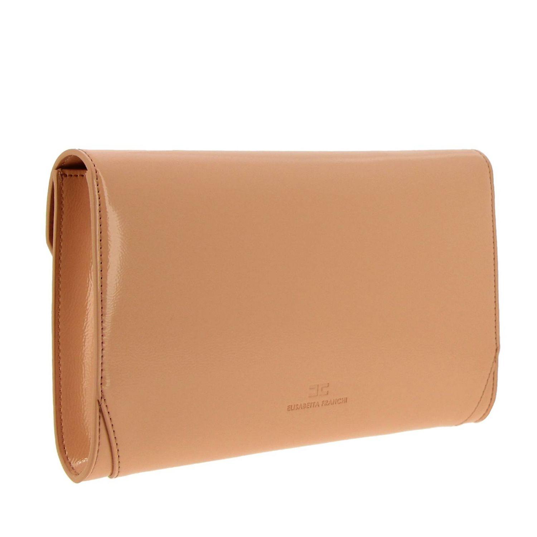Shoulder bag women Elisabetta Franchi pink 3