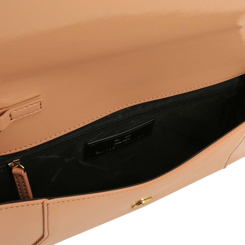 Shoulder bag women Elisabetta Franchi pink 5