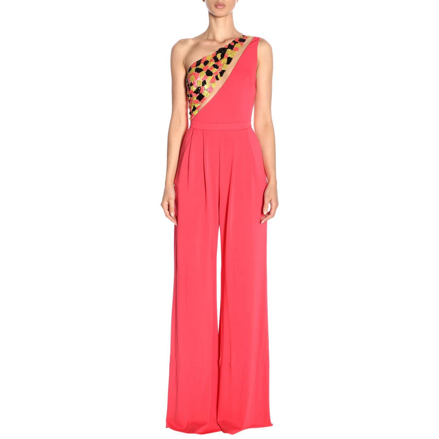 Dress women Elisabetta Franchi fuchsia 1