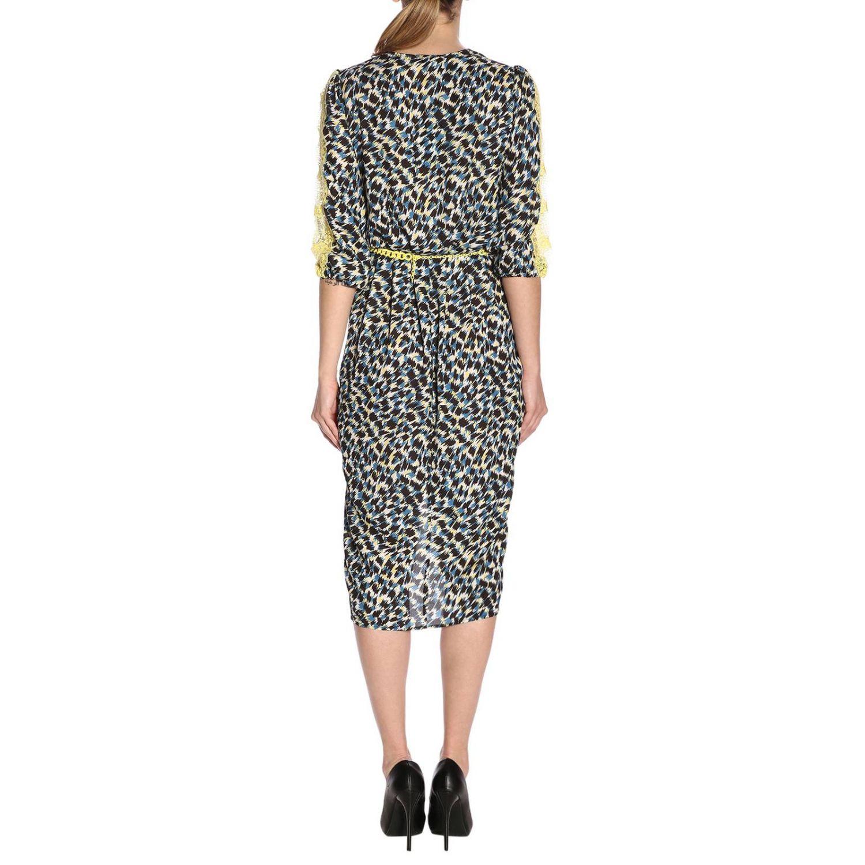 Dress Elisabetta Franchi: Dress women Elisabetta Franchi black 3