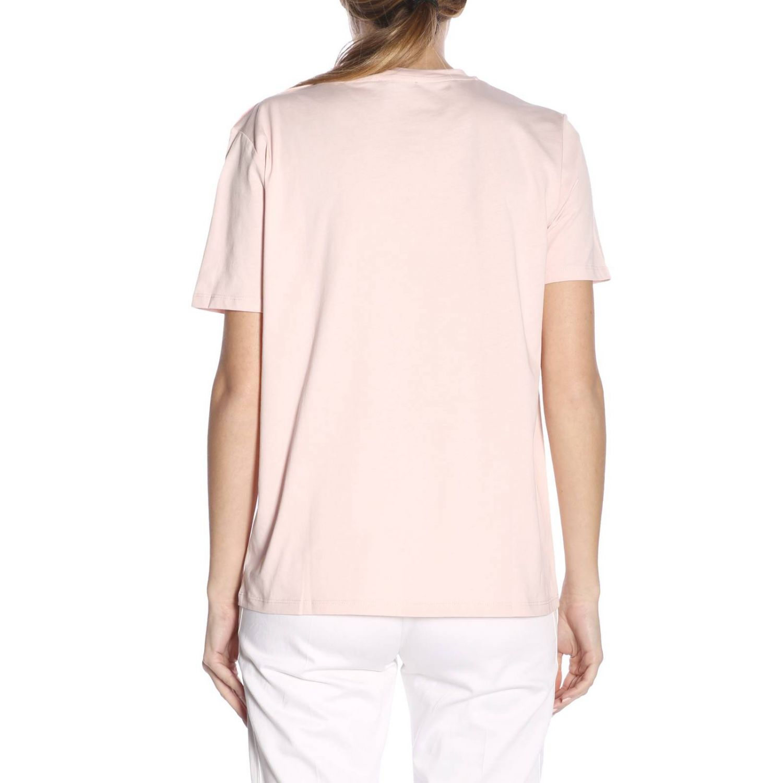 T-Shirt Balmain: T-shirt women Balmain pink 3