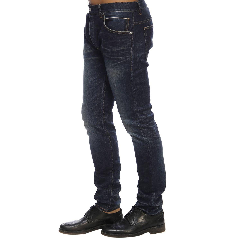 Jeans Balmain: Jeans herren Balmain blau 2