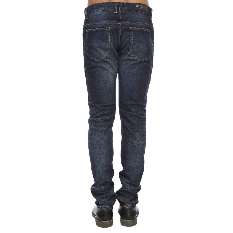 Jeans Balmain: Jeans herren Balmain blau 3