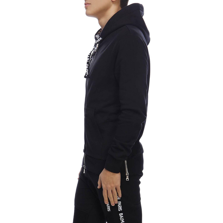 Sweatshirt Balmain: Sweater men Balmain black 2