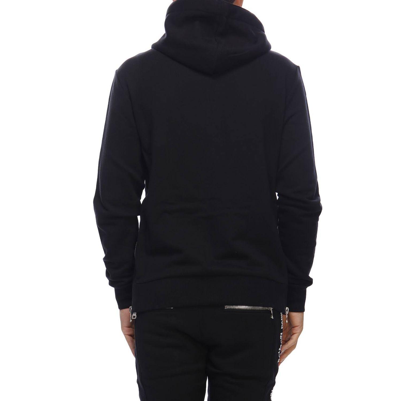Sweatshirt Balmain: Sweater men Balmain black 3