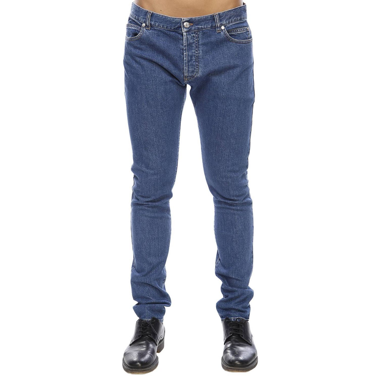 Jeans men Balmain denim 1