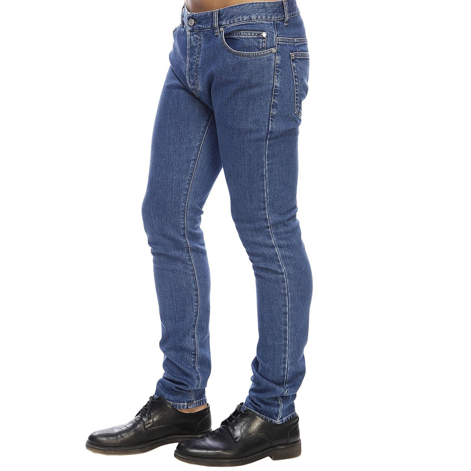 Jeans men Balmain denim 2