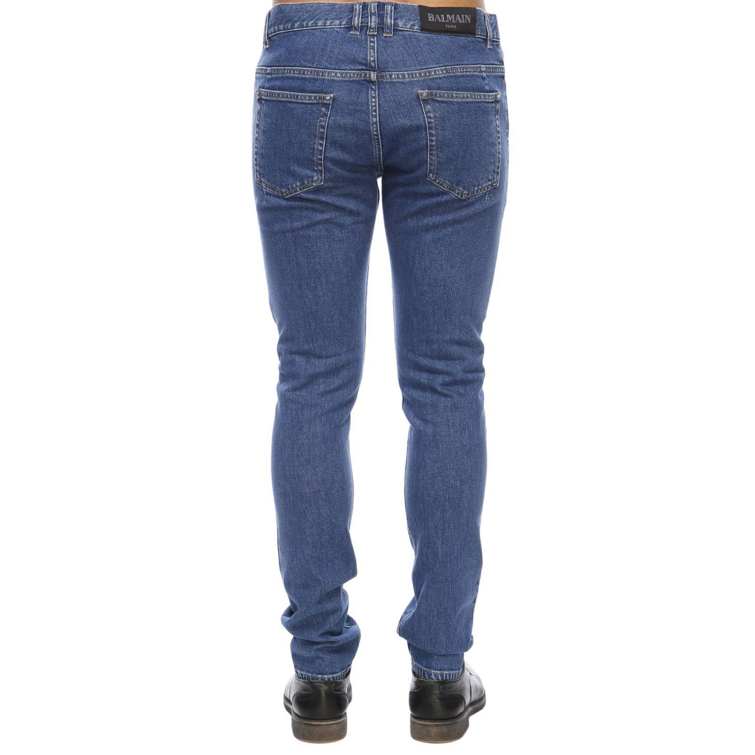 Jeans men Balmain denim 3