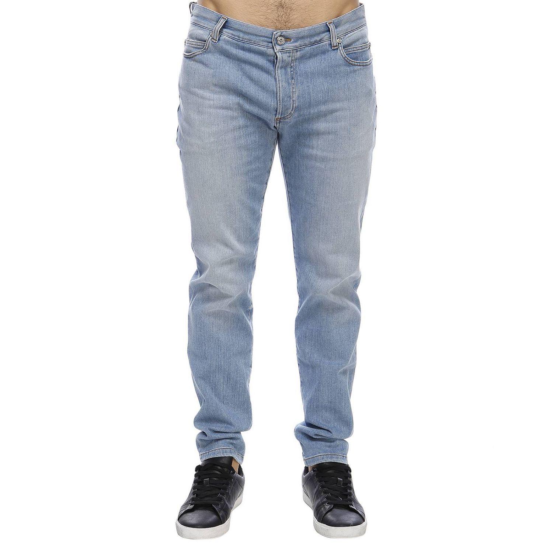 Jeans men Balmain stone washed 1