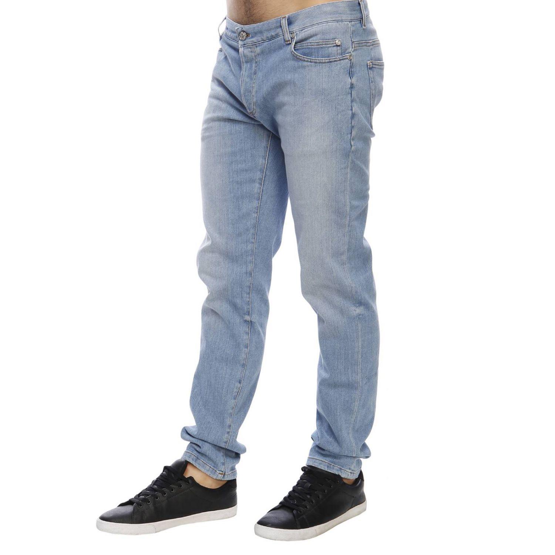 Jeans men Balmain stone washed 2