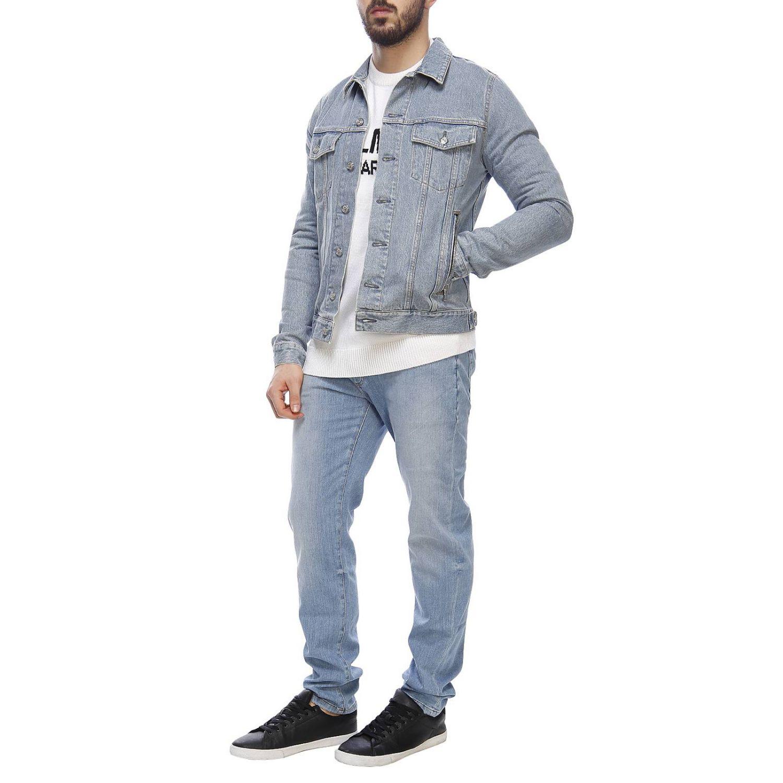 Jeans men Balmain stone washed 4