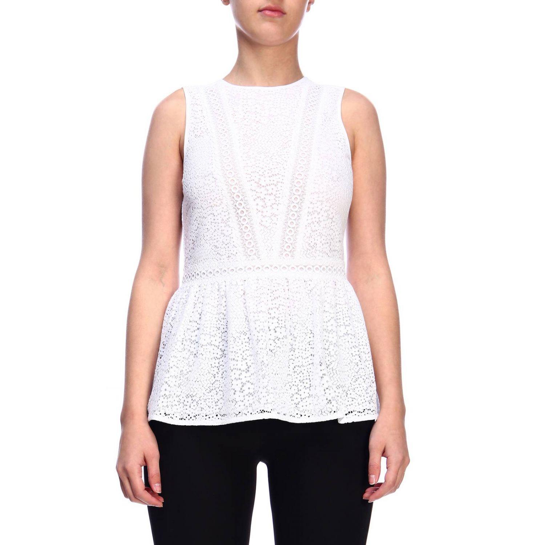 Блузка Michael Michael Kors: Блузка Женское Michael Michael Kors белый 1