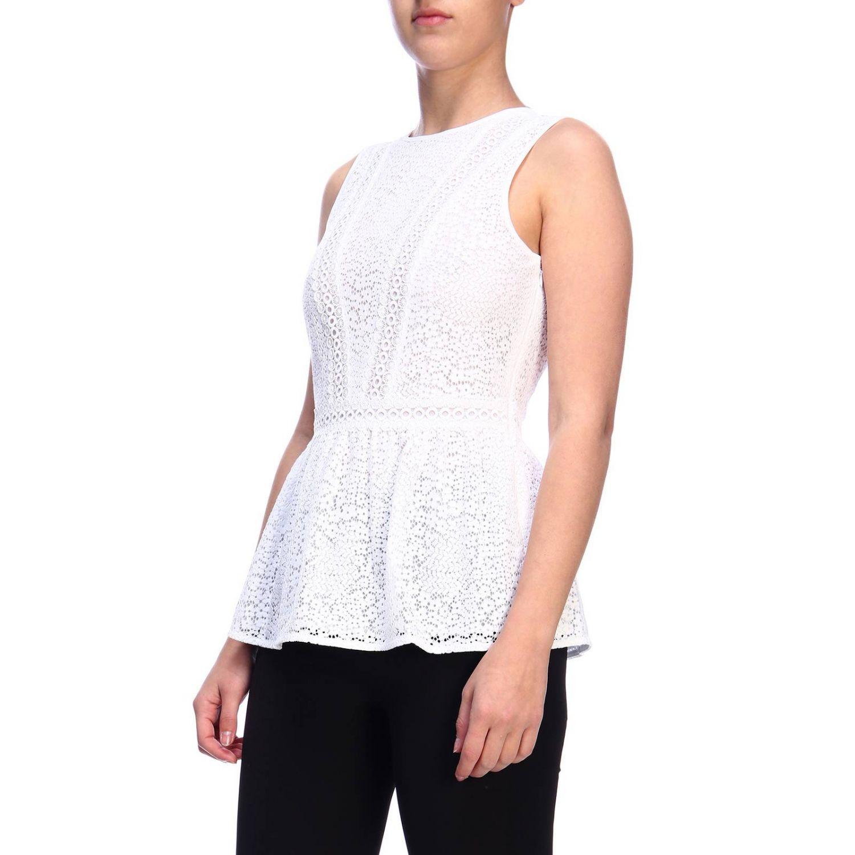 Блузка Michael Michael Kors: Блузка Женское Michael Michael Kors белый 2