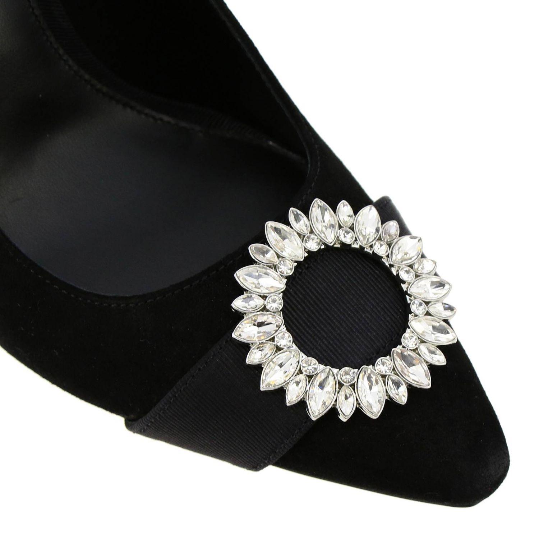 Escarpins Michael Michael Kors: Chaussures femme Michael Michael Kors noir 3