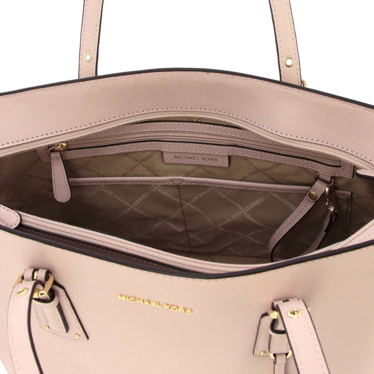 Shoulder bag women Michael Michael Kors blush pink 5