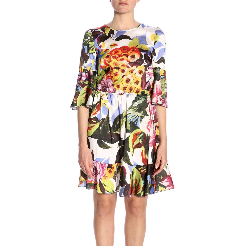 Robes femme Blugirl multicolore 1