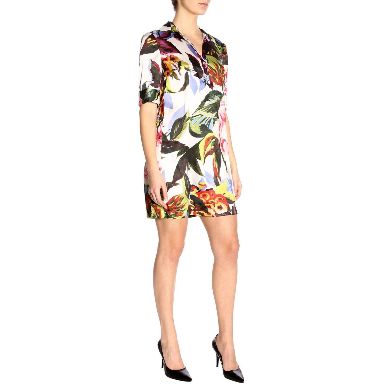 Robes femme Blugirl multicolore 4