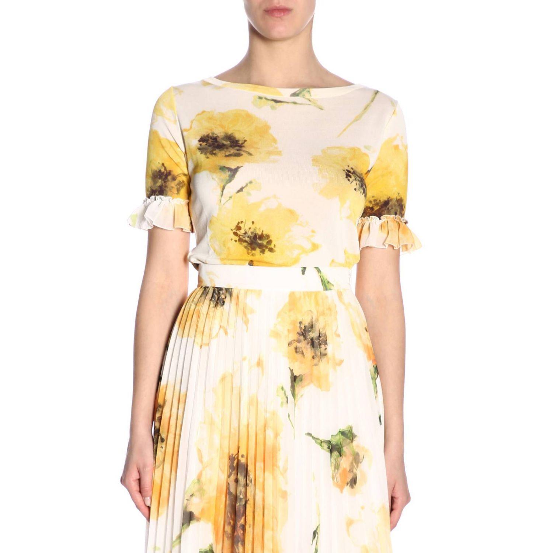Top women Blugirl yellow 1
