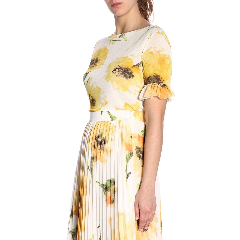 Top women Blugirl yellow 2