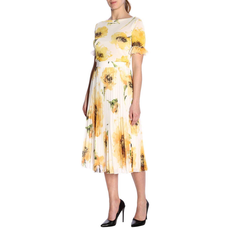 Top women Blugirl yellow 5