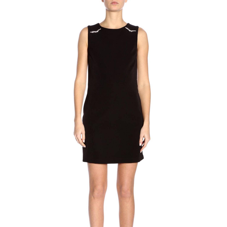 Robes femme Blugirl noir 1