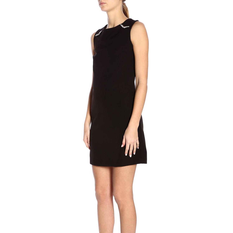 Robes femme Blugirl noir 2