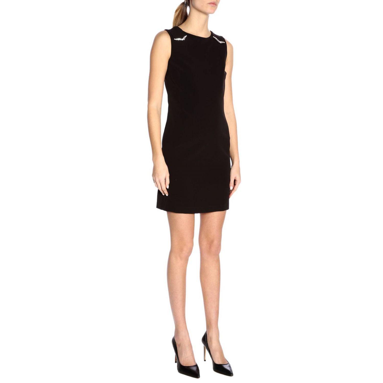 Robes femme Blugirl noir 5