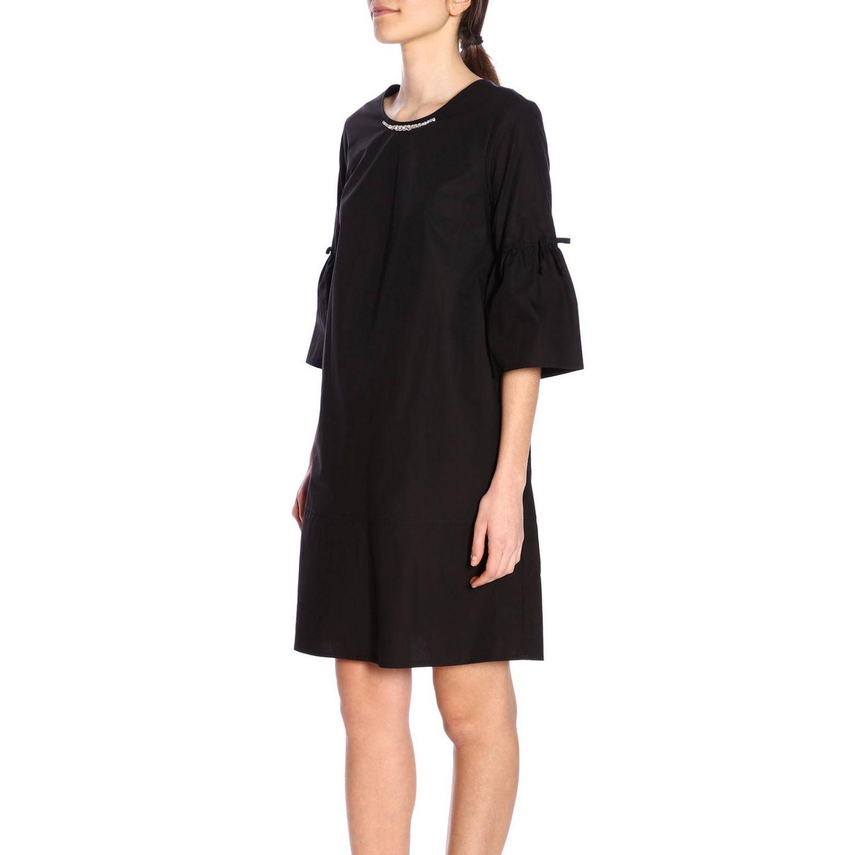 Dress women Blugirl black 2