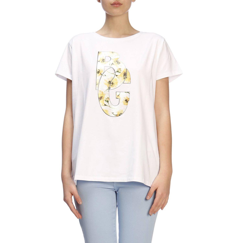 T-shirt women Blugirl white 1