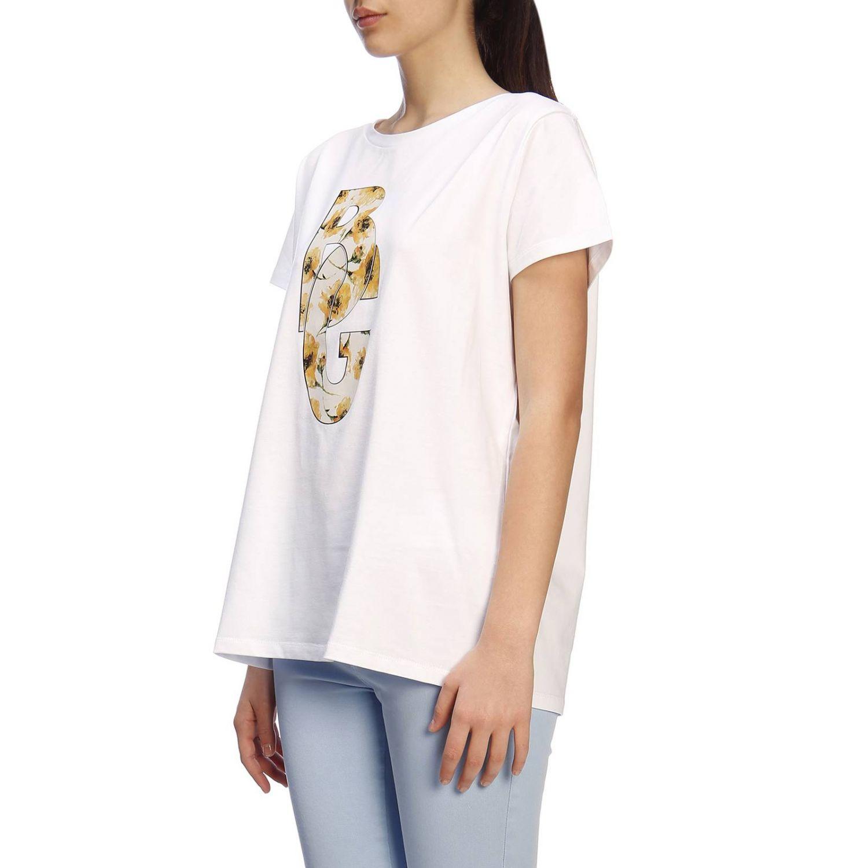T-shirt women Blugirl white 2