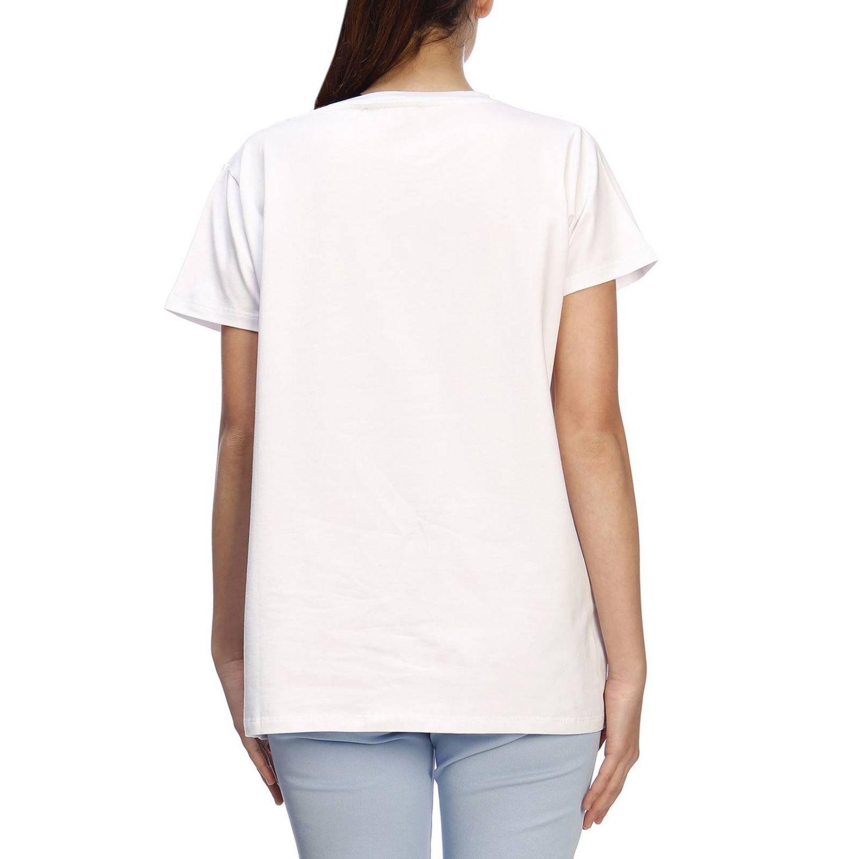 T-shirt women Blugirl white 3