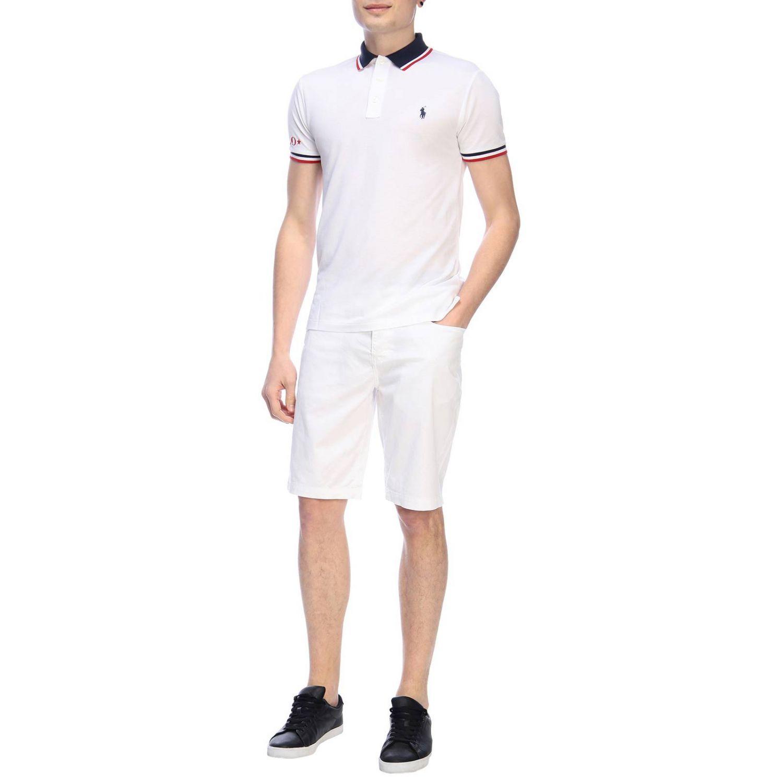 T-shirt men Polo Ralph Lauren white 5