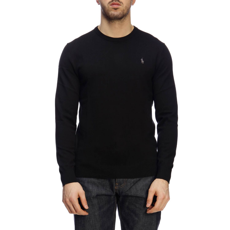 Jersey hombre Polo Ralph Lauren negro 1