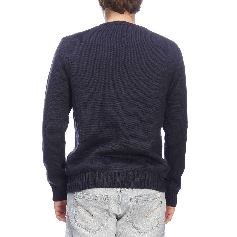 Pull homme Polo Ralph Lauren bleu 3