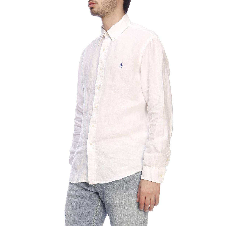 衬衫 男士 Polo Ralph Lauren 白色 2