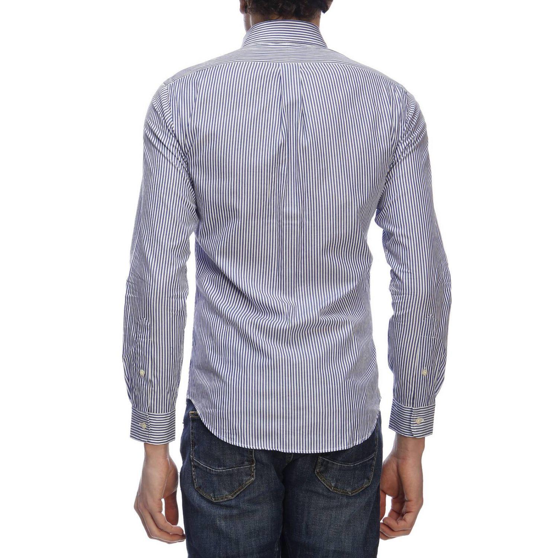 Camisa hombre Polo Ralph Lauren azul oscuro 3