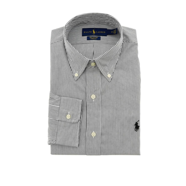 衬衫 男士 Polo Ralph Lauren 黑色 1