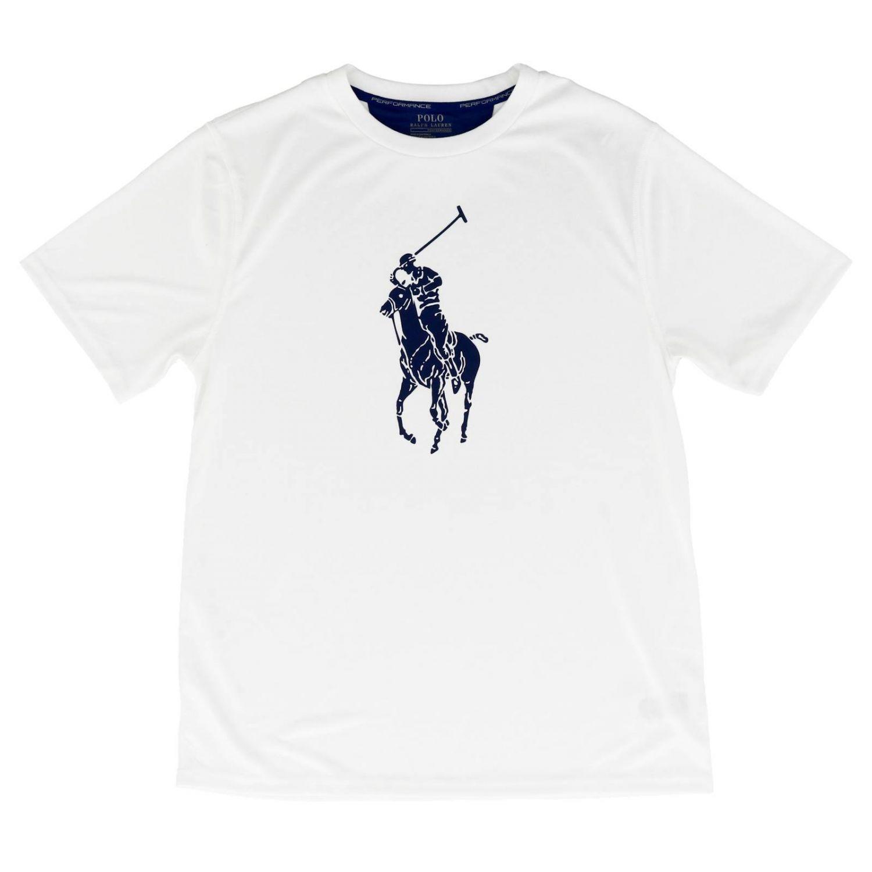 POLO RALPH LAUREN KID   T-shirt T-shirt Kids Polo Ralph Lauren Boy   Goxip