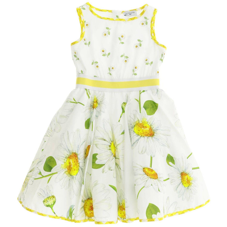 MONNALISA   Dress Dress Kids Monnalisa   Goxip