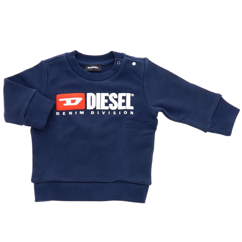 Sweater kids Diesel blue 1