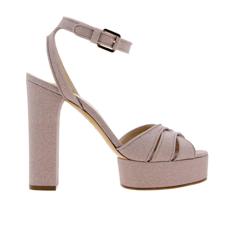 Shoes women Casadei pink 1
