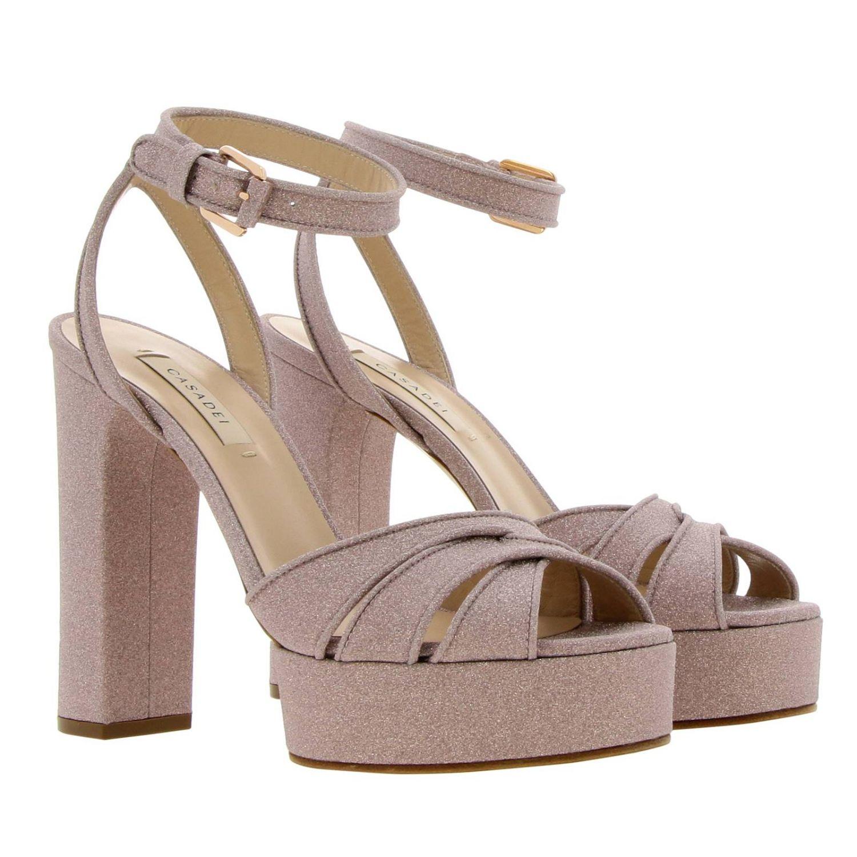 Shoes women Casadei pink 2