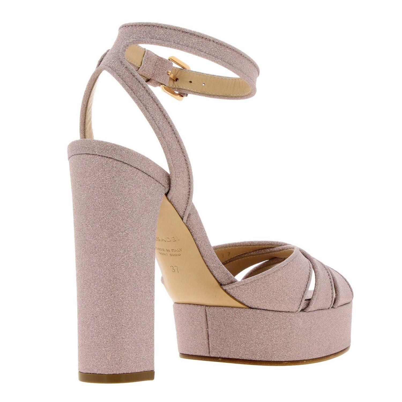 Shoes women Casadei pink 4