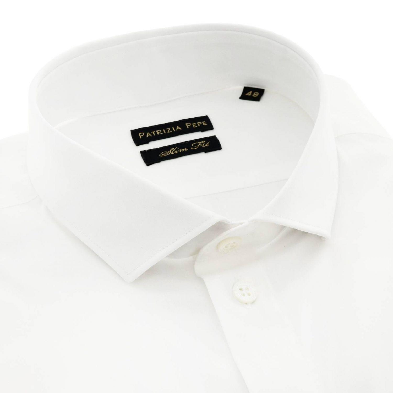 衬衫 男士 Patrizia Pepe 白色 2