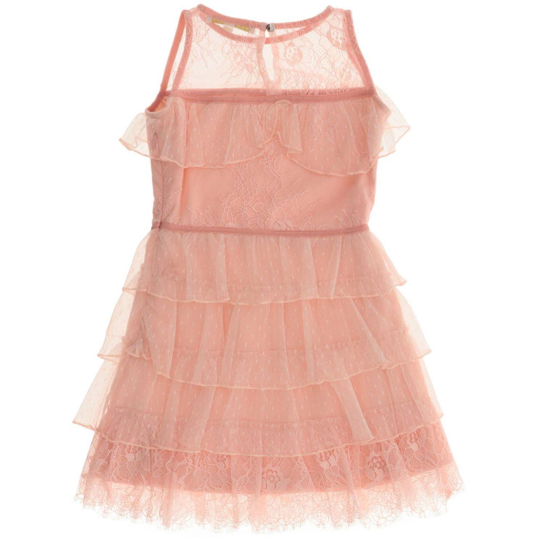 Платье Женское Patrizia Pepe розовый 2