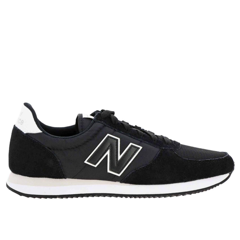 new balance 220 uomo nero