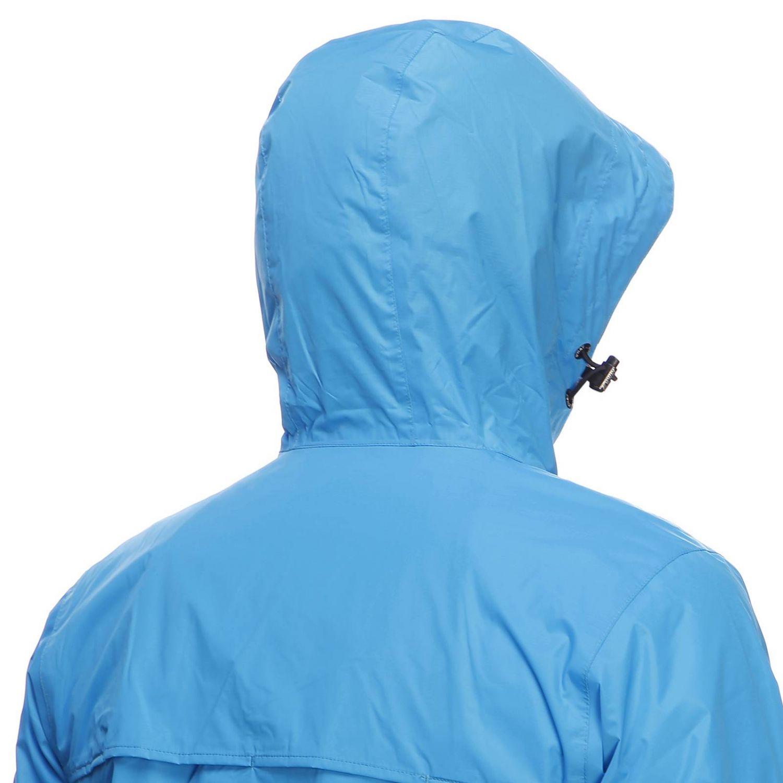 Куртка Мужское K-way бирюзовый 4