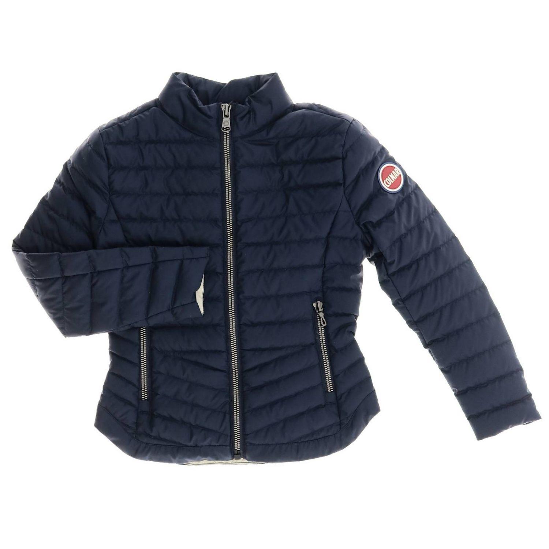 Jacket kids Colmar navy 1