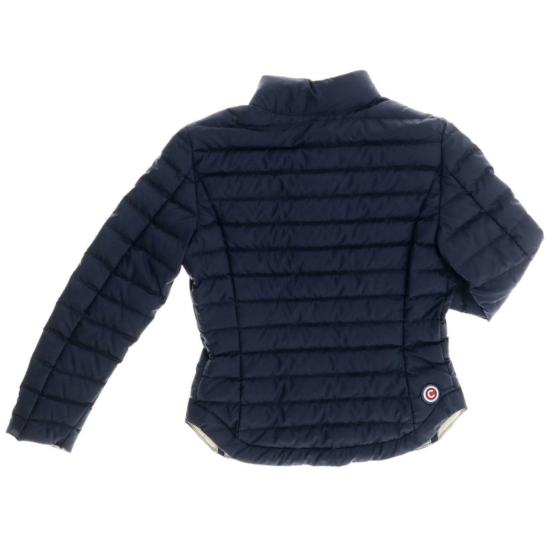 Jacket kids Colmar navy 2