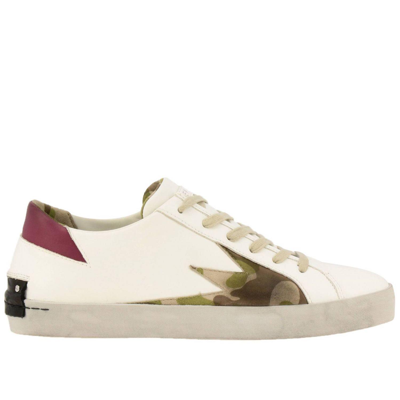 Обувь Мужское Crime London белый 1